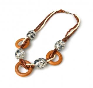 Collane e bracciali artigianali video blog gioielli e bijoux - Collane di design ...