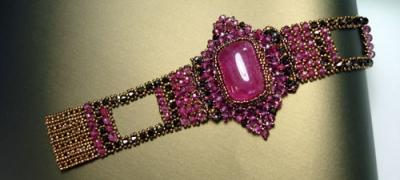 bijoux con perline by scarlett lanson