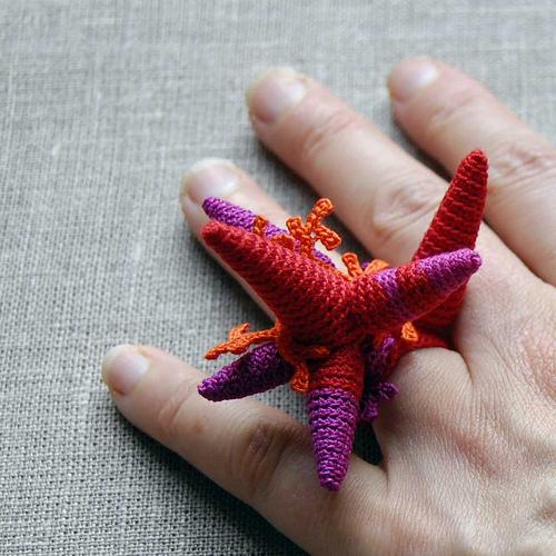Bijoux con uncinetto idee con foto video blog gioielli e for Idee creative uncinetto