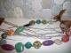 bijoux multicolor