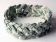 bijoux riciclati bracciale di carta