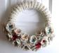 bracciale fatto a mano con uncinetto e fiori by rhody