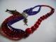 bijoux collana con perline
