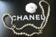 chanel collana con perle