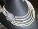 perle per collana con medaglione