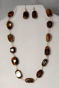 Collane fai da te video blog gioielli e bijoux for Orecchini con pietre dure fai da te
