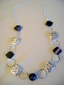 Collane pietre dure e argento video blog gioielli e bijoux for Orecchini con pietre dure fai da te