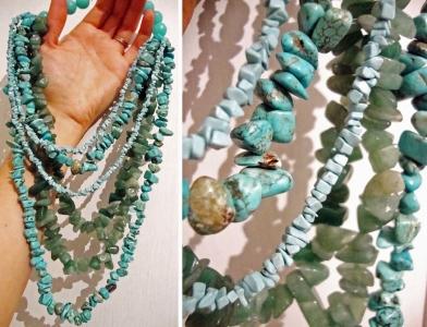 Collane pietre dure video blog gioielli e bijoux for Orecchini con pietre dure fai da te