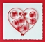 quilling cuore floreale