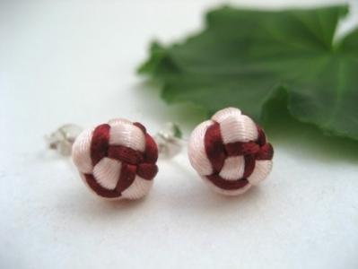 orecchini nodi cinesi