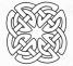 nodo celtico schema