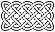 nodo celtico elaborato