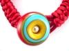 bracciale nodi cinesi e bottone