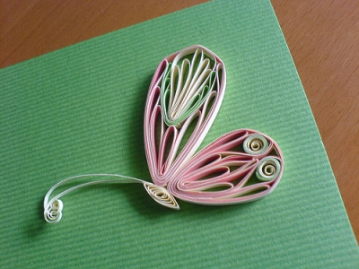 quilling-insetto