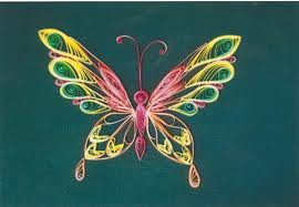 quilling-butterfly