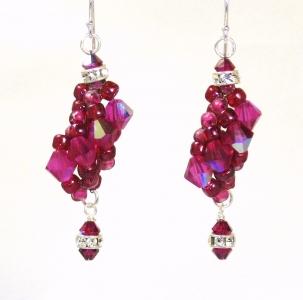 Orecchini fai da te perline video blog gioielli e bijoux for Orecchini con pietre dure fai da te