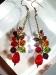 orecchini con cristalli by giulia boccafogli