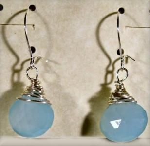 Orecchini fai da te idee video blog gioielli e bijoux for Orecchini con pietre dure fai da te