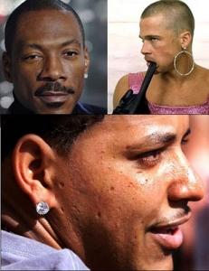 orecchino uomo significato
