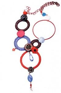 collana scultura di Giulia Boccafogli