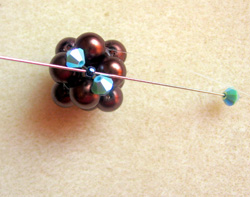 sfera perline step 8