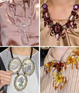 tendenze bijoux PE 2011