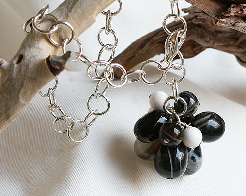 Schemi bijoux fai da te video blog gioielli e bijoux for Orecchini con pietre dure fai da te
