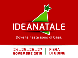 Idea Natale Udine 2016