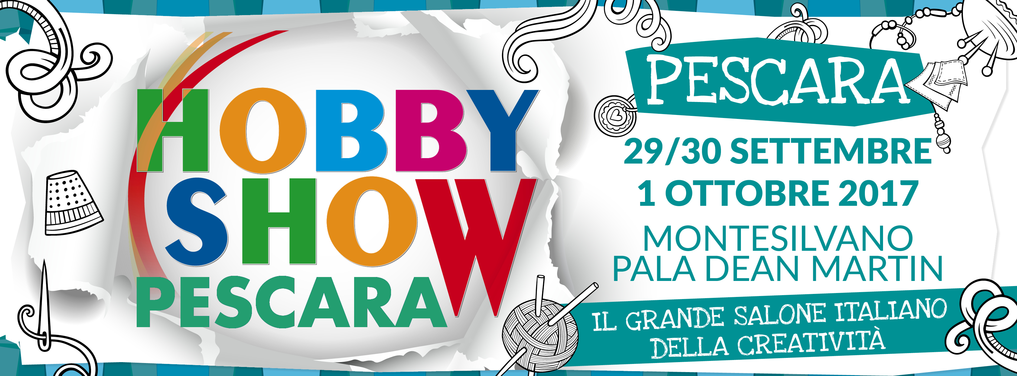 Hobby Show Pescara autunno 2017