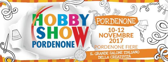 Hobby Show Pordenone novembre 2017