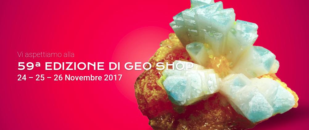 Verona Mineral Show – Geo Shop novembre 2017